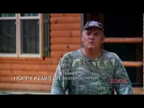 Zook Cabins Customer Testimonial - Hoppy Kempfer