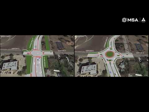 Bonnie Brae Phase 4A Simulation Video