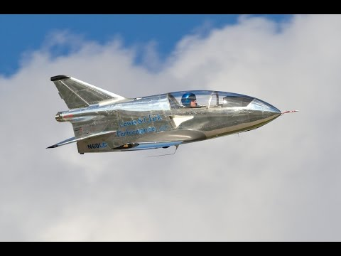 The World's Smallest Jet! An Interview with Justin Lewis, Pilot of the FLS Microjet
