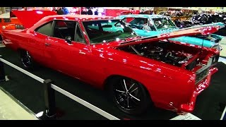 68 Plymouth Road Runner Detroit Autorama 2015