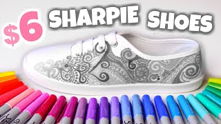 Best Alternative to Glitter Sneakers and Shoes Coloring Book