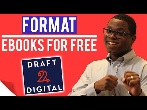 Format Ebooks For Free With Draft2Digital