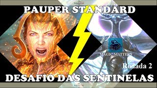 Desafio Das Sentinelas Rodada 2 - Rakdoscast Vs Magic Matters
