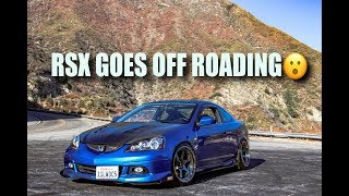 rsx goes to the canyons