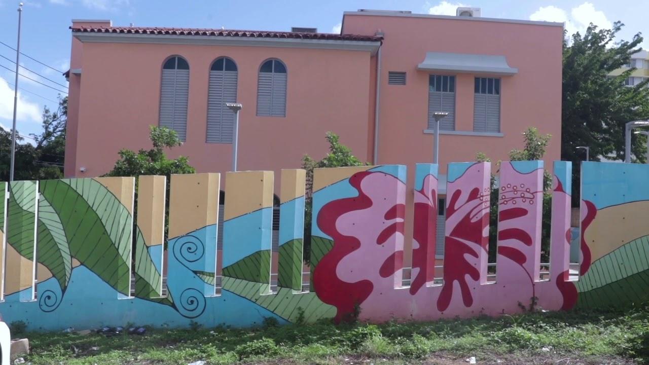 Cáritas de Puerto Rico y su trabajo en Villa Palmeras