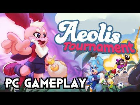 Aeolis Tournament Gameplay PC 1080p  