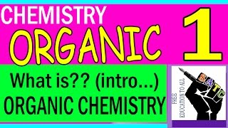 Organic Chemistry Nomenclature & Isomerism Part-1 SSLC