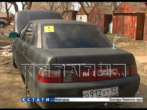 Конструктор, собранный из нескольких машин, продали нижегородцу в автосалоне