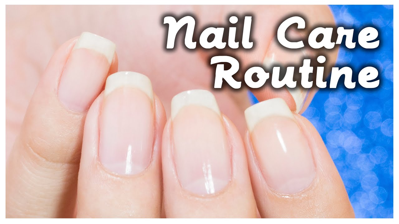 To acquire Care Nail 101: My Nail Care Routine pictures trends