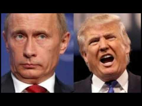 """""""TRUMP'S WORLD"""" ---  RUSSIANS, SPIES, TREASON, ESPIONAGE --- WHAT THE HELL IS GOING ON?"""