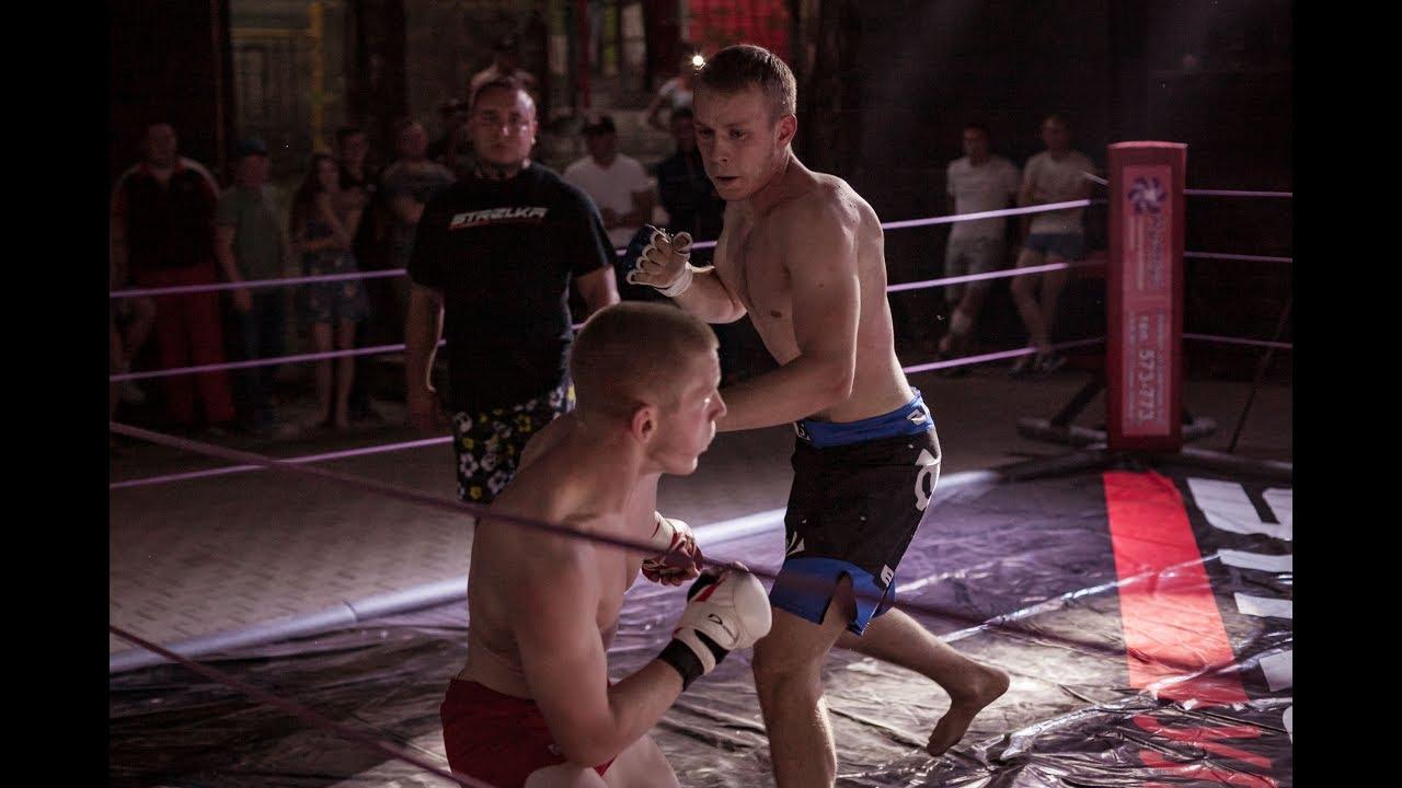 Дерганый Боксер против Техничного бойца ММА.