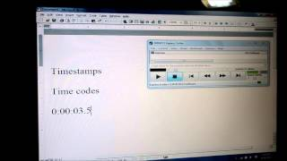 Express Scribe Hot-Key Timestamp Time Code Tutorial - Pham Transcription Services
