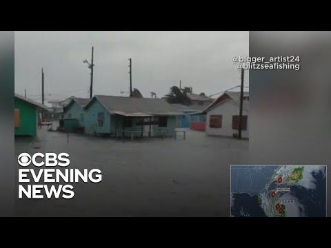 Bahamas 'at war'