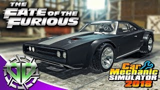 Car Mechanic Simulator 2018 : Dom's Ice Charger from Fate of the Furious! (PC Let's Play)