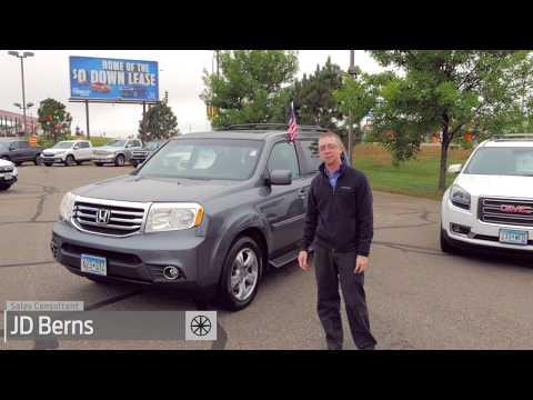 2012 Honda Pilot EX L 4WD SUV 6H180449B