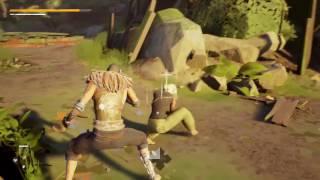 Absolver — игровой процесс альфа-версии
