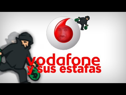 Vodafone Y Sus Estafas.