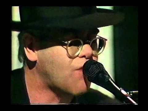 Elton John - Sad Songs (Say So Much) - Live on Our Common Future 1989 - HD