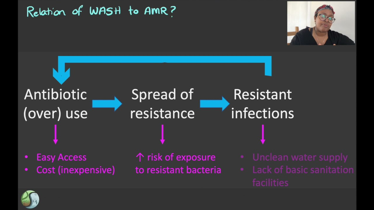 Why is Antimicrobial Resistance a Public Health Issue