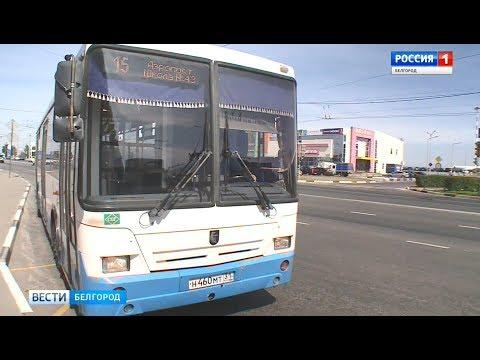 Газомоторных автобусов в Белгороде станет на 30 больше