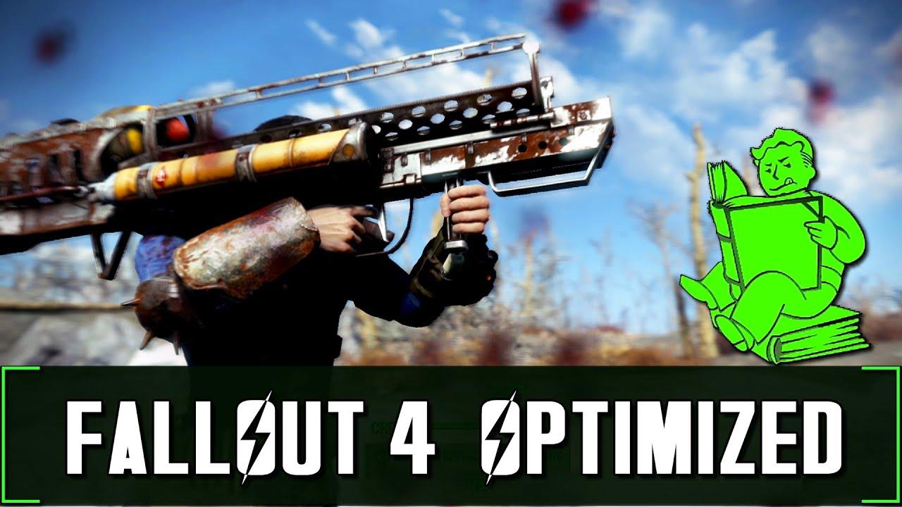 Fallout 4 PC Optimization - Settings Breakdown
