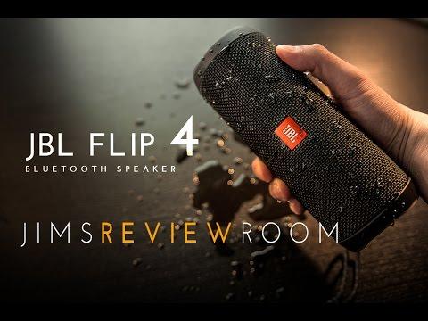 JBL Flip 4 Bluetooth Speaker - REVIEW
