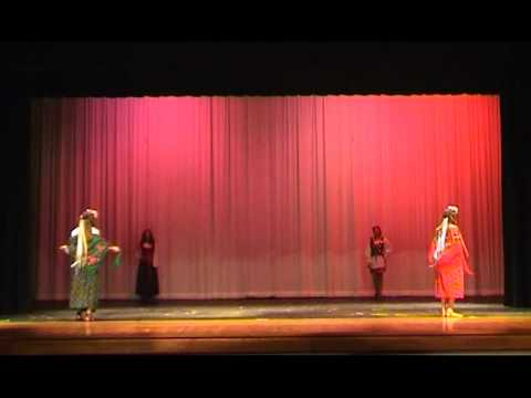 Riverside High School Atlas Fashion Show - March 22, 2012