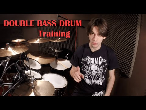 Charles Phily - Double Bass Drum Training