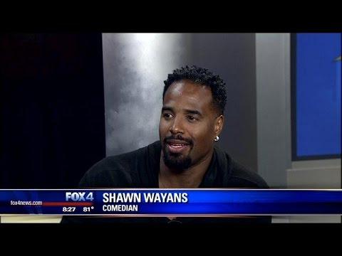 shawn wayans wife