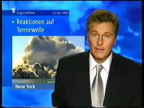 ARD Tagesschau 11. September 2001