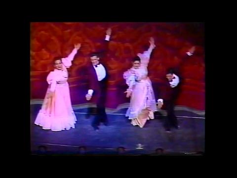 GEORGE M! Act 1 (Emerson Majestic Theatre, Boston 1989)