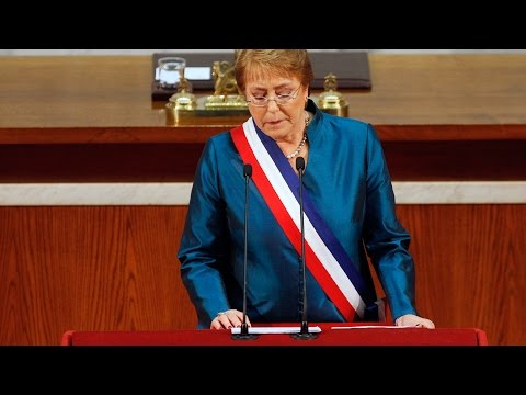 Presidenta Michelle Bachelet - Cuenta Pública, 21 de Mayo 2016 (Discurso Completo)