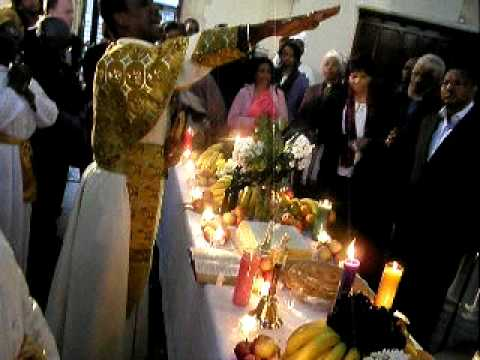 Spiritual Baptist Liberation Day 2009 (London) -Thanksgiving Part1