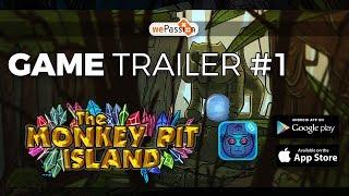 The Monkey Pit Island: Survive The Treasure Curse