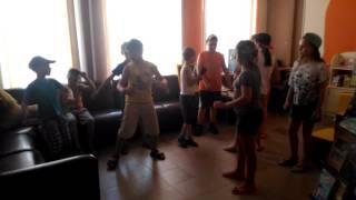 ''Ура, каникулы!'' - дискотека в Библиотеке в Новодрожжино
