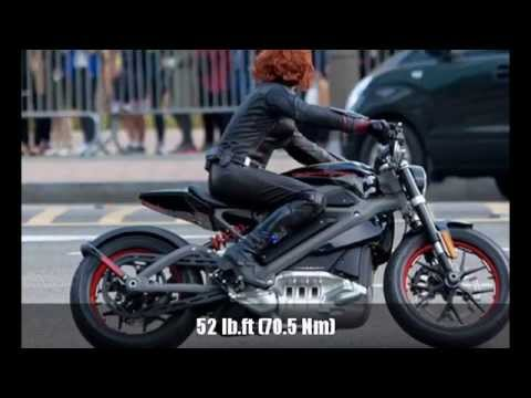 "Harley Davidson's ""LiveWire"" first electric bike"