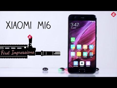 Xiaomi Mi6 First Impressions   Digit.in