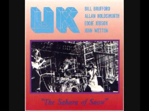 UK - The Sahara of Snow (live 1978)