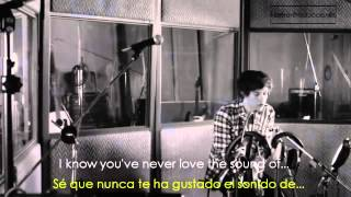 One Direction Little Things (Lyrics + Sub Español) Official Video [HD]