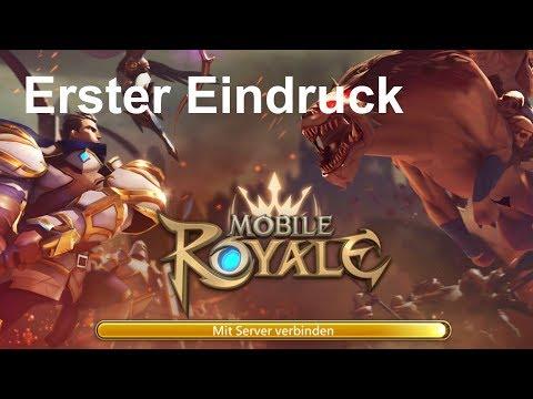 Mobile Royale Deutsch [Das Neue IGG Game! Ein Neues Lords Mobile? Erster Eindruck!]