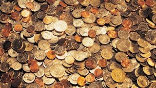ШОК!! Новые монеты , Самая большая посылка из Англии. Распаковка 9 КГ!(, 2017-05-10T10:24:20.000Z)