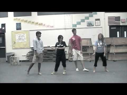 All For One - Dance Reverse - HSM2
