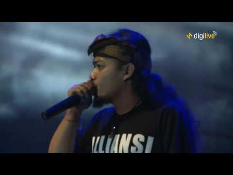Jasad (live at bandung berisik 2014)  FULL