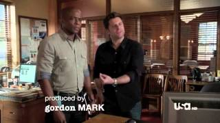 Psych The Many Names of Burton Guster supercut