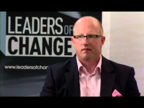 Leaders of Change: Stephen Collins - Interview