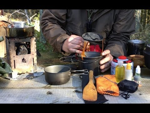 Outdoor Cooking Gear Loadout Camping & Bushcraft