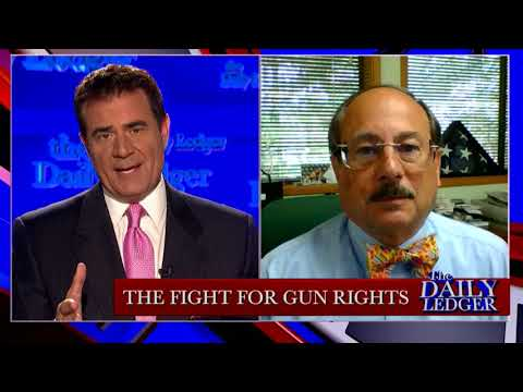 2nd Amendment Foundation Founder, Alan Gottlieb, on Ghost Guns