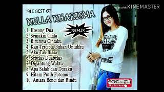 Gambar cover Dj REMIX Mp3 the best of Nella Kharisma