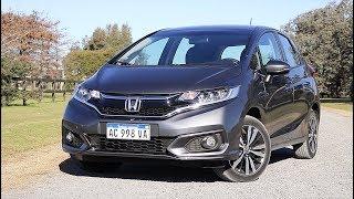 Honda Fit EX-L 2018 - Test - Matías Antico - TN Autos