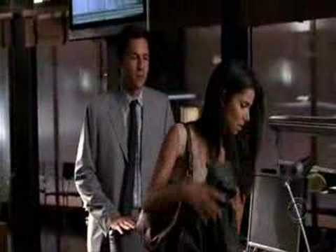 Elena Delgado and Danny Taylor  Without a trace music video
